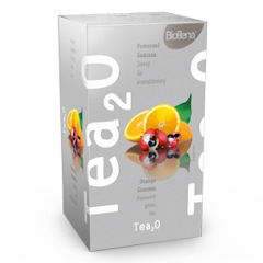 Tea2O Pomeranč & Guarana 20x1,6g