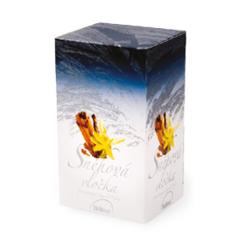 Ovocný čaj Sněhová vločka 20x2g