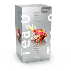 Tea2O Brusinka & Pitaya 20x2,5g
